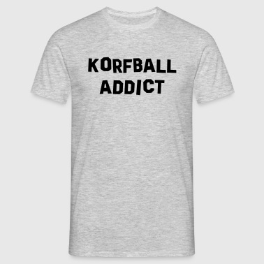 korfball addict - Men's T-Shirt