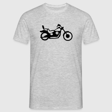 Motorcycle tourism 202 - Men's T-Shirt