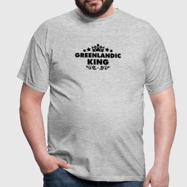 greenlandic king 2015 - Men's T-Shirt