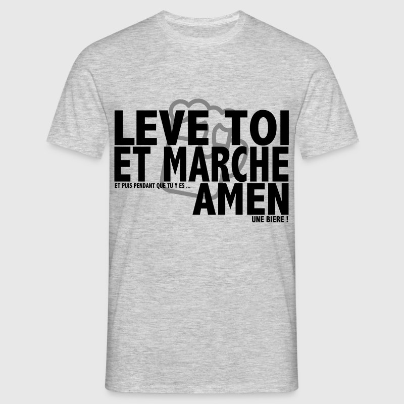amen - T-shirt Homme