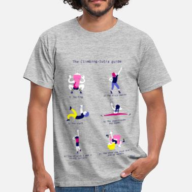 Climbing Man top  - T-shirt Homme