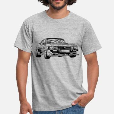 School-leaving Oldtimer black - Men's T-Shirt