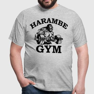 Harmbee Gym - Men's T-Shirt