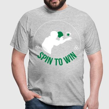 spin to win - Men's T-Shirt