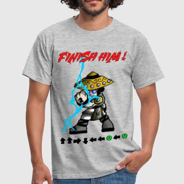 Finish him ! - T-shirt Homme