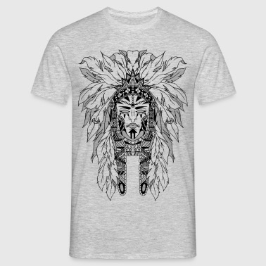 Indian - Herre-T-shirt