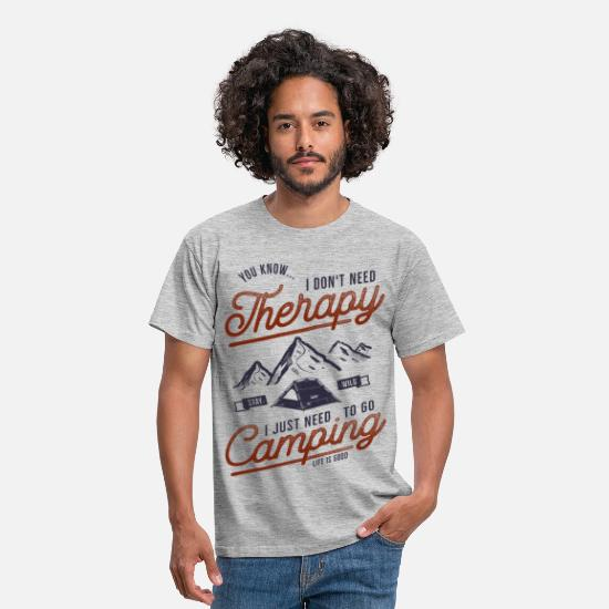 Wild T-Shirts - Stay Wild - Men's T-Shirt heather grey