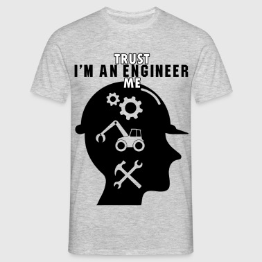 ENGINEER - Men's T-Shirt