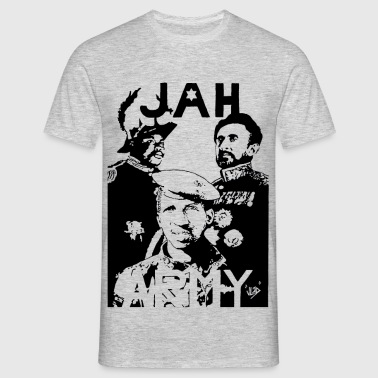 jah army - T-shirt Homme