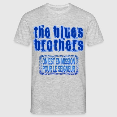 the blues brothers - T-shirt Homme