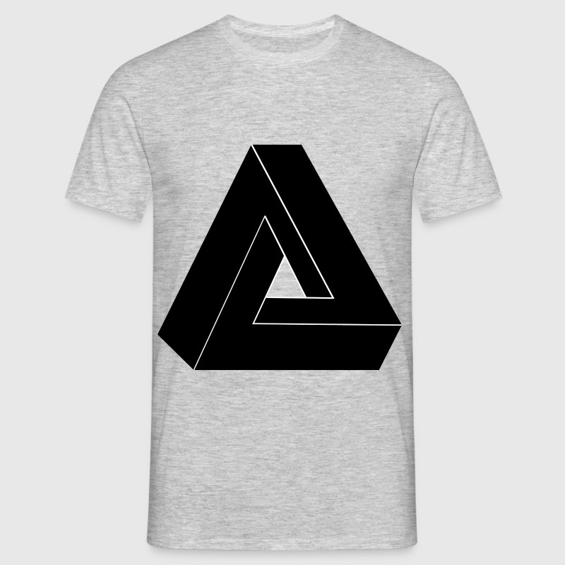 Triangle infini - T-shirt Homme