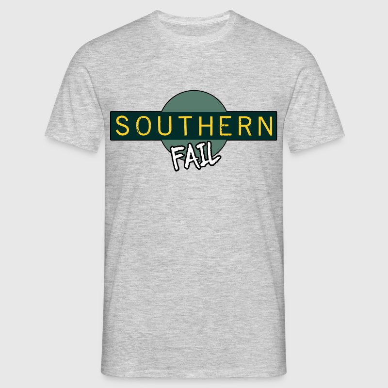 Southern Fail - Men's T-Shirt