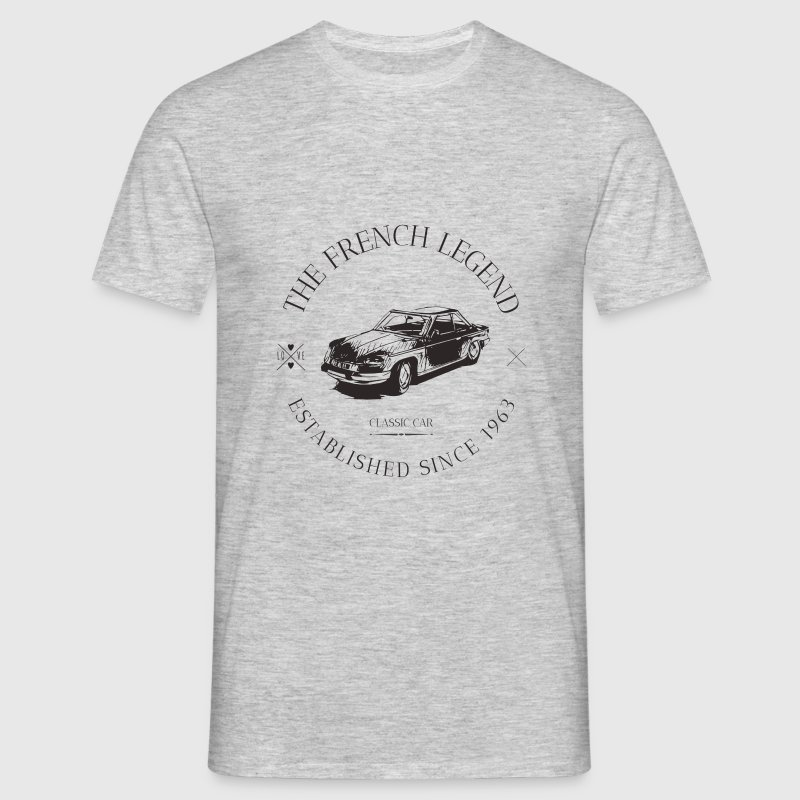 PANHARD 24 CT FRENCH CAR - T-shirt Homme