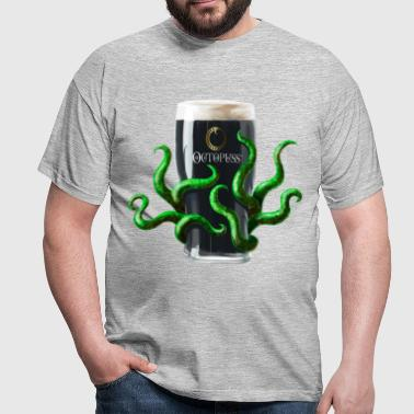 Octopuss Beer - T-shirt Homme