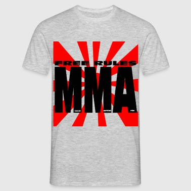 mma 06  - T-shirt Homme
