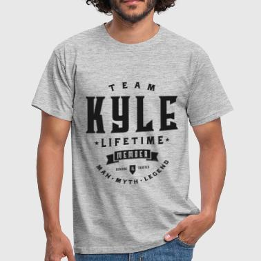 Team Kyle - Men's T-Shirt