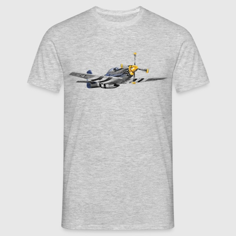P-51 Mustang - T-shirt Homme
