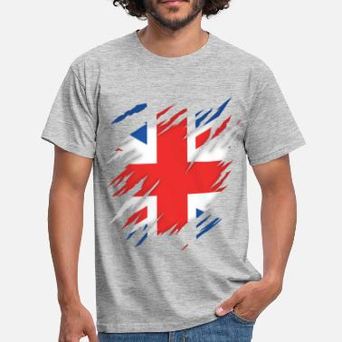 Torn Torn UK - Men's T-Shirt