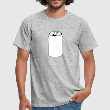 Soda can - Men's T-Shirt