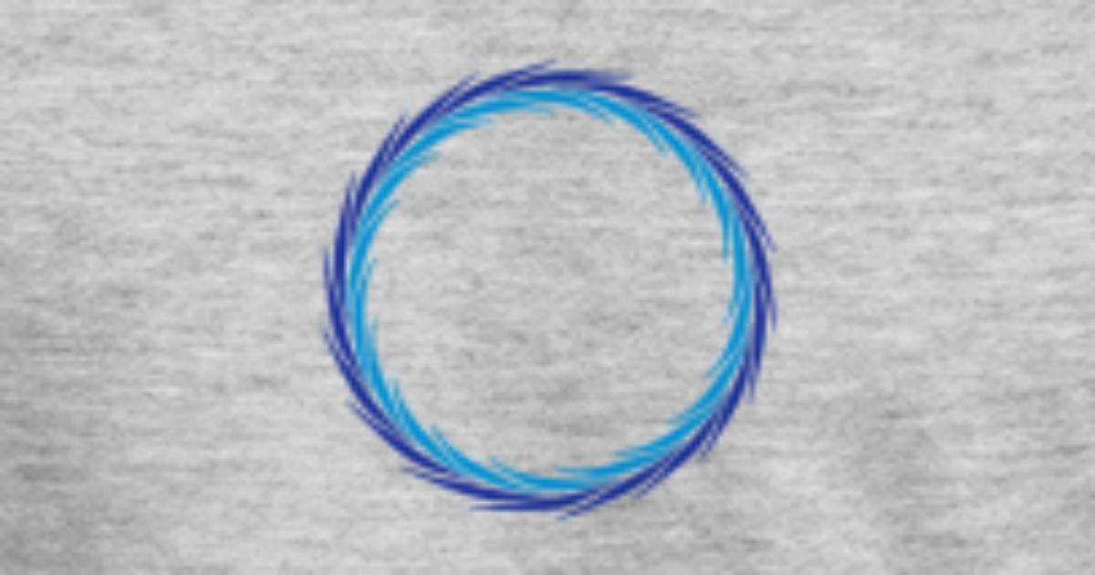 lorbeer kranz rahmen kreis rund design logo text s von Style-o-Mat ...