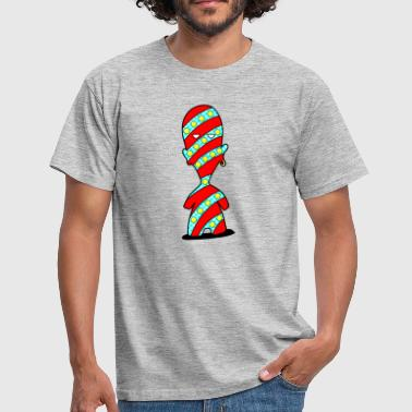 Lumineux Dessiner lumineux - T-shirt Homme