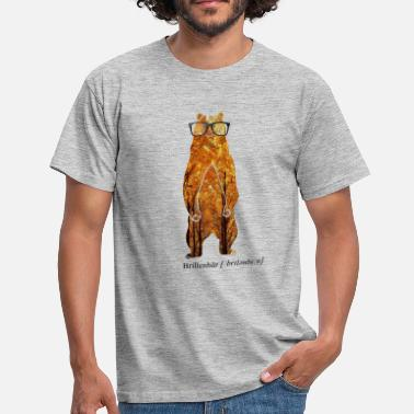 Spectacled Bear Spectacled - Men's T-Shirt