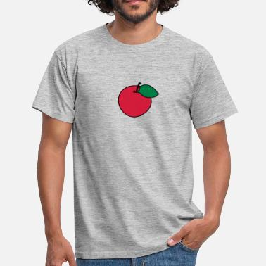Discordian Apple - Men's T-Shirt