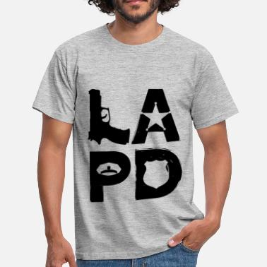 Lapd LAPD POLICE Gift idea - Men's T-Shirt