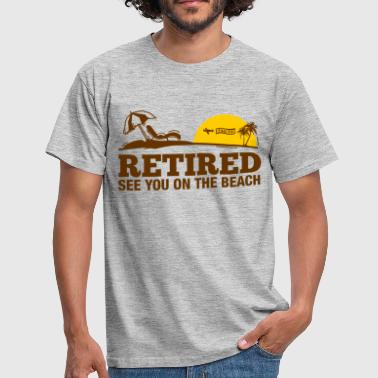 Pension - Männer T-Shirt