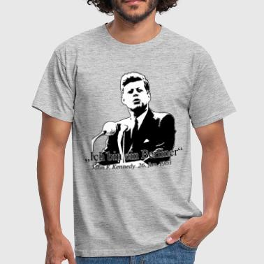 Kennedy JF Kennedy - T-shirt Homme