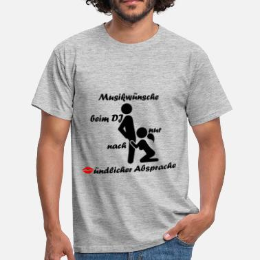 Blowjob Lustig Blowjob Party - Männer T-Shirt
