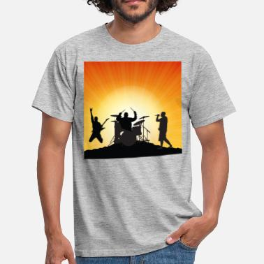Band BAND - Herre-T-shirt
