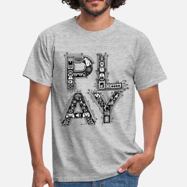 Geek Play - T-shirt Homme