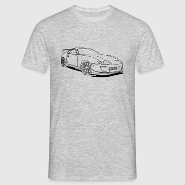 Cool Car - Männer T-Shirt