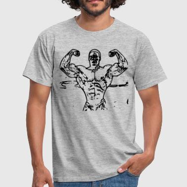 muscle - T-shirt Homme