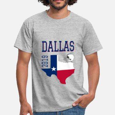 Dallas Cowboys DALLAS - Cowboys 2019 - T-shirt Homme