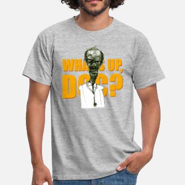 Arzt Comic what'S up, doc? - Männer T-Shirt