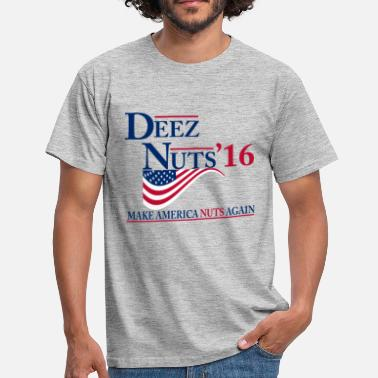 Gop Deez Nuts - Men's T-Shirt