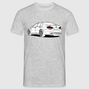 cool sports saloon - T-shirt Homme