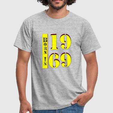 Born In 1969 - Men's T-Shirt