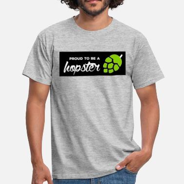 Hops Hopster - Men's T-Shirt