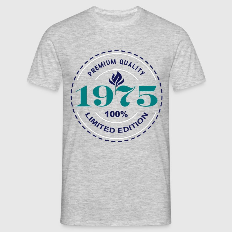 1975 PREMIUM QUALITY  ||  100% LIMITED EDITION - Men's T-Shirt