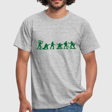 Toy Toy Soldiers - Men's T-Shirt