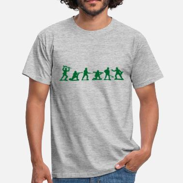 Soldier Toy Soldiers - Men's T-Shirt