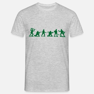 Toy Soldier Toy Soldiers - Men's T-Shirt