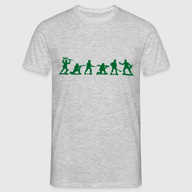 Toy Soldiers - Men's T-Shirt