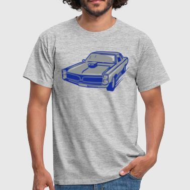 muscle car - Männer T-Shirt