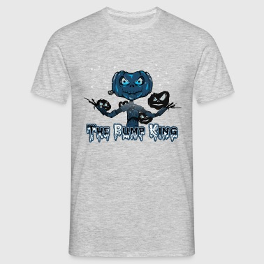 The Pump King - Men's T-Shirt