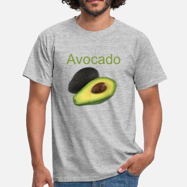 Superfood AVOCADO SUPERFOOD - Men's T-Shirt