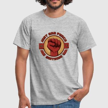 Just one punch - T-shirt Homme